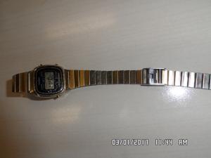 Casio watch_rif. 15105